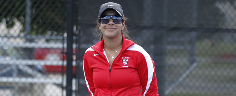 Lopez Hired as Women's Tennis Assistant Coach