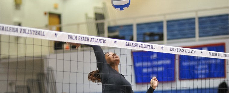 Volleyball Bounces Back with Win