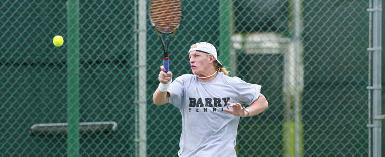 Men's Tennis Assistant Hipp Advances to Pembroke Finals