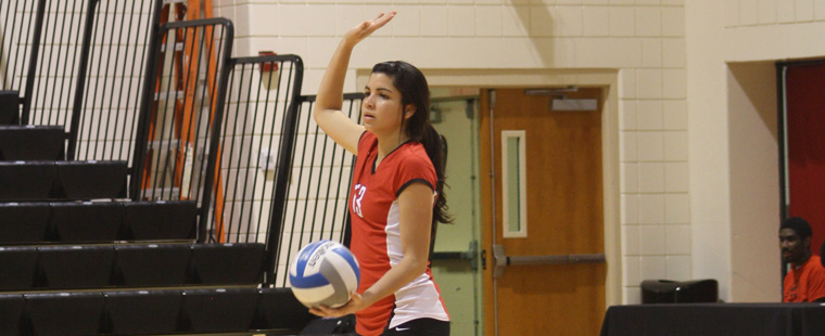 Volleyball Upended by FSC Friday