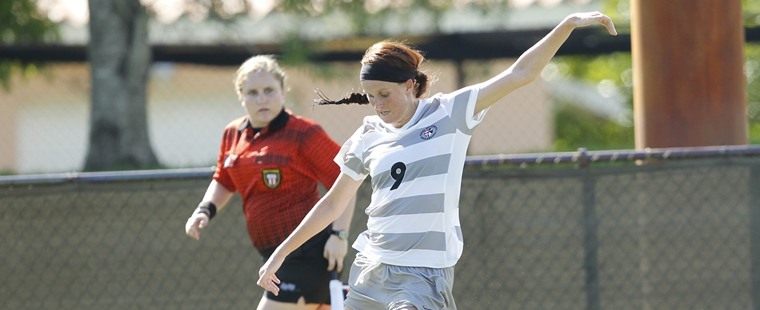 Women's Soccer Ends Regular Season With 1-1 Draw