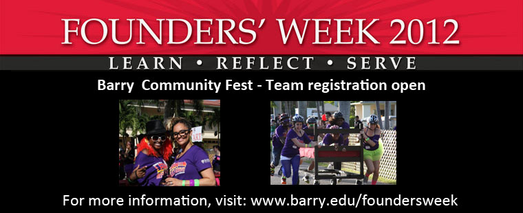 Barry Community Fest - Team Registration Open