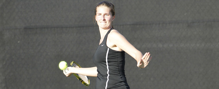 Fritschken Captures Women's Tennis Title at FIU