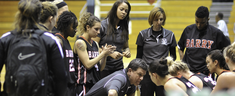 Re-built Women's Basketball Team Has Eyes On The Post-Season