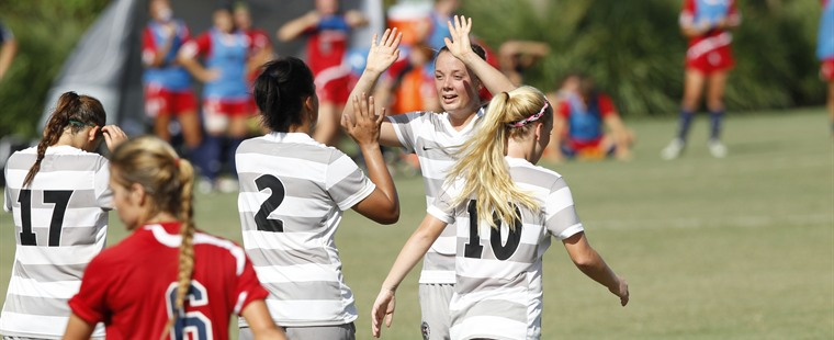 Women's Soccer Prepares For NCAA South Region Tournament