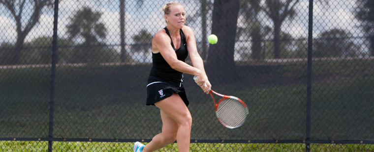 Women's Tennis Ranked No. 5 in Country