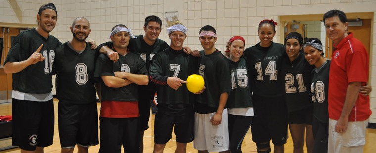 Who's On First? Building Kickball Dynasty