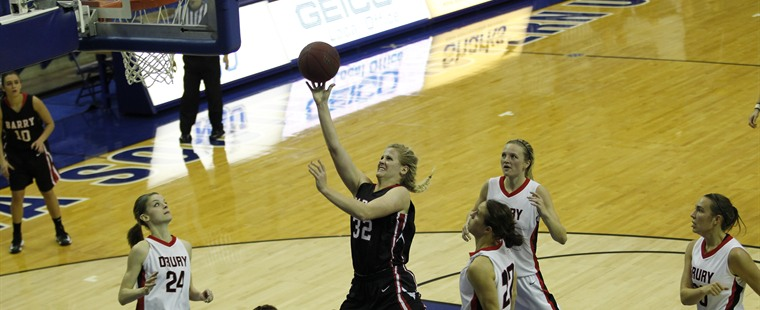 Women's Basketball Drops One to Drury