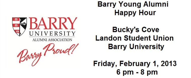 Bucky's Cove Inaugural Young Alumni Happy Hour