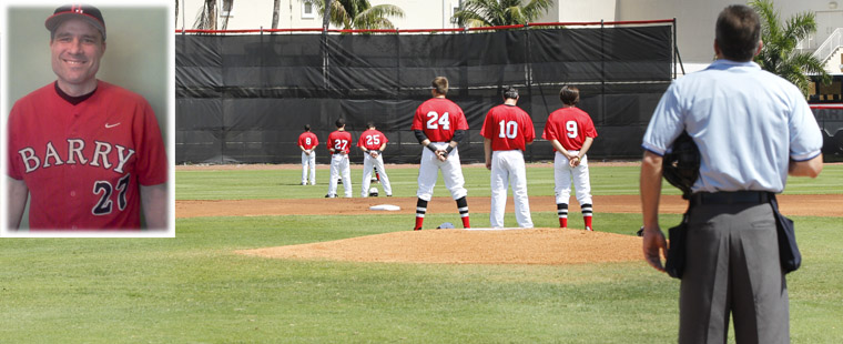 Baseball Welcomes Back Former Buccaneers For Alumni Game