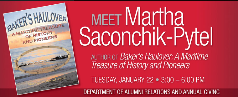 """Baker's Haulover: A Maritime Treasure of History and Pioneers"" book presentation and signing"