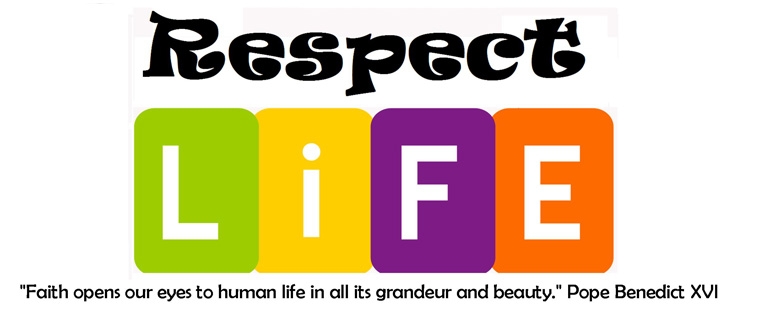 Respect Life Month – Grab a Ribbon for Support