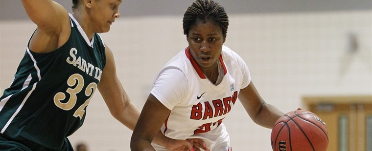 Women's Basketball Works Overtime To Knock Off Tampa