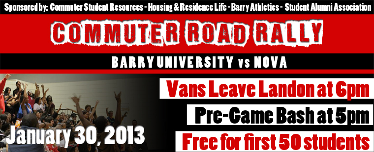 Commuter Road Rally