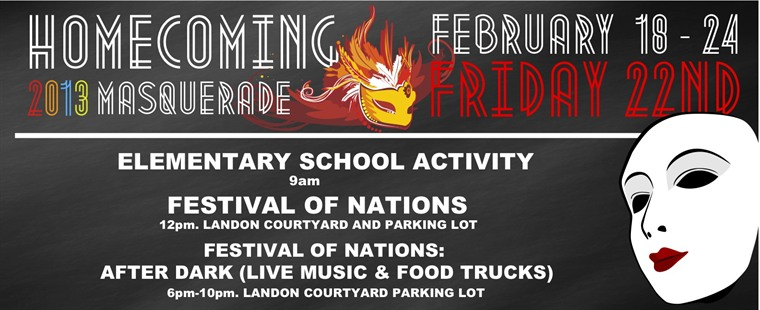 Festival of Nations: After Dark; Live Music and Food Trucks
