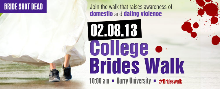 Third Annual College Brides Walk