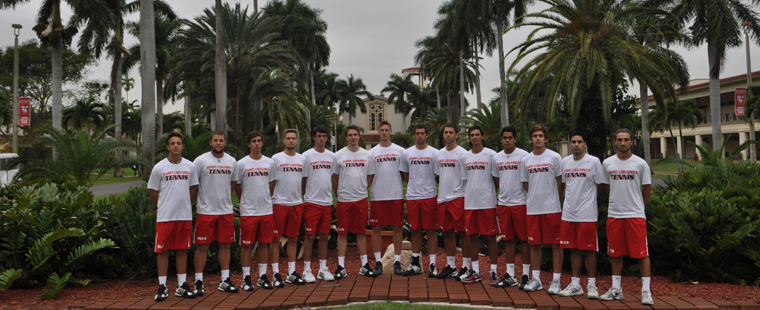 Men's Tennis Opens Season Saturday at FIT