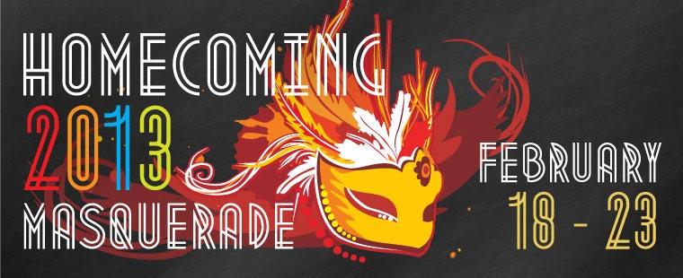 Homecoming 2013 – Masquerade