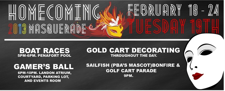 Homecoming 2013 – Tuesday, Feb. 19