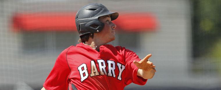 Baseball Rolls Past 'Canes In Season Opener