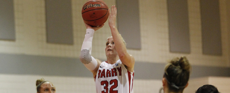 Barry Women's Hoops Comeback Falls Short