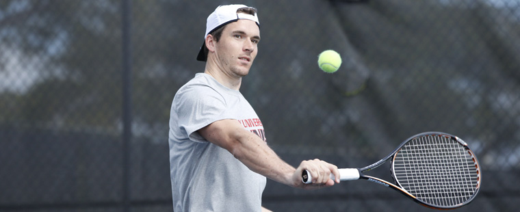 Wimmer Named SSC Men's Tennis Player of Week