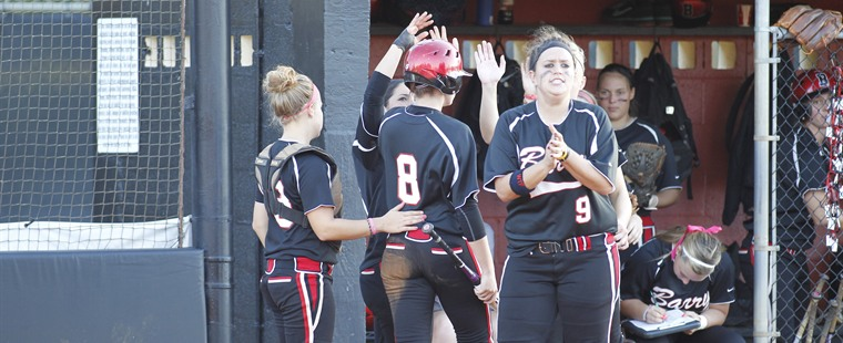Softball Heads To Clearwater