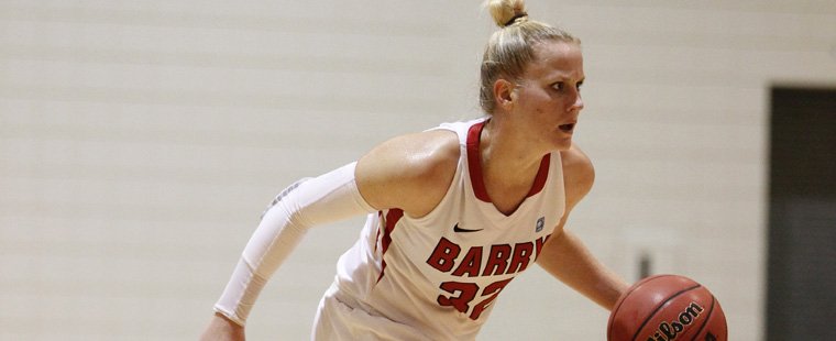 Women's Basketball Tames Lions in Saint Leo