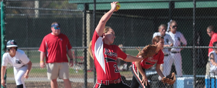 Softball Splits A Pair On Day Two of Invite