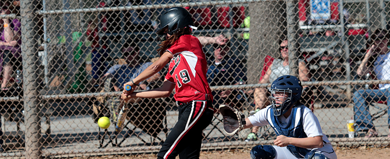 Softball Takes A Pair To Open Chillout