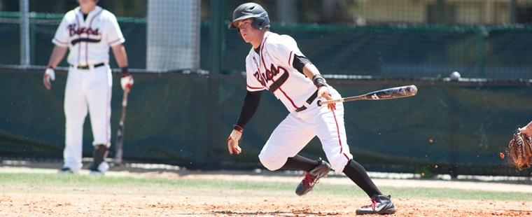 Baseball Splits A Pair Of Games In SSC Opener