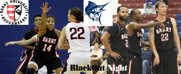 Basketball Hosts PBA on Black Out Night Wednesday