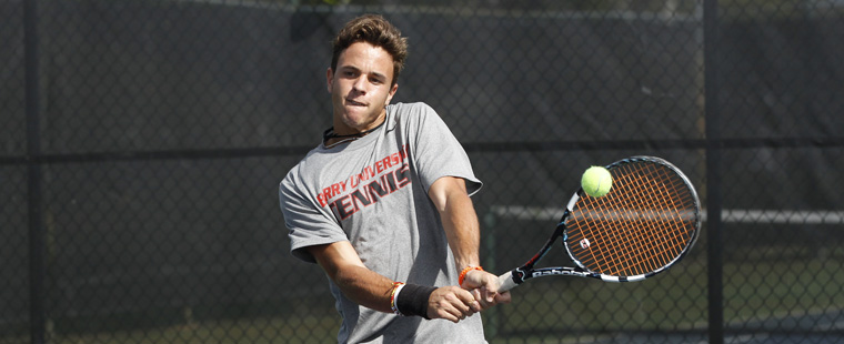 Men's Tennis Offers Free Burgers, Dogs This Weekend