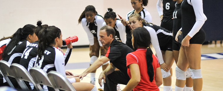 Volleyball Announces Summer Camp Dates