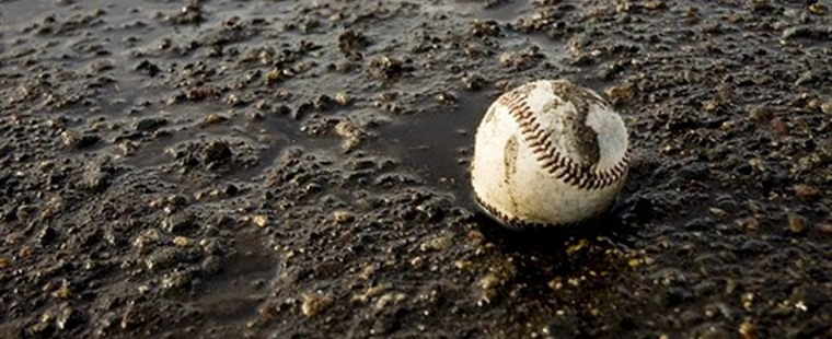 Baseball Rained Out In Huntsville