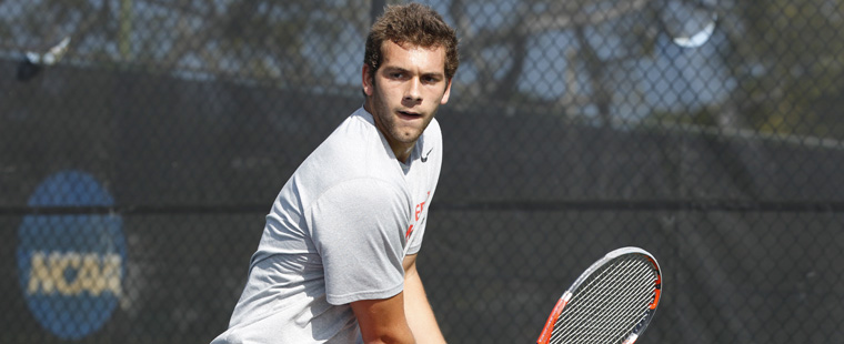 No. 4 Barry Men's Tennis Eases Past Eckerd
