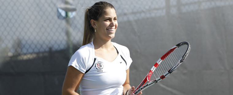 Women's Tennis Silences Lions' Roar