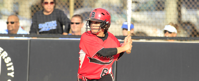 Softball Wins Twice To Close Out SLU Challenge