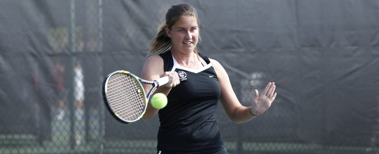 Women's Tennis Hosts Nova Southeastern Wednesday