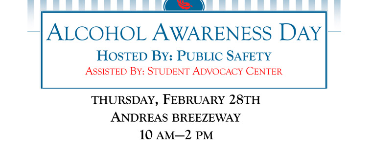 Alcohol Awareness Day