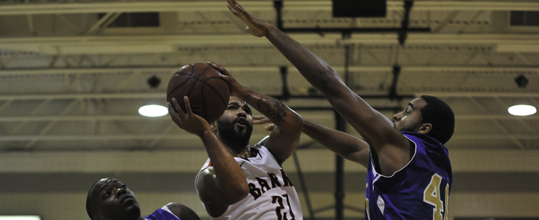 McCoy, Men's Basketball Ride Momentum into Rollins