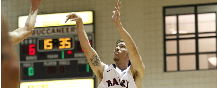 Rolling Along: Men's Basketball Wins OT Thriller at Rollins