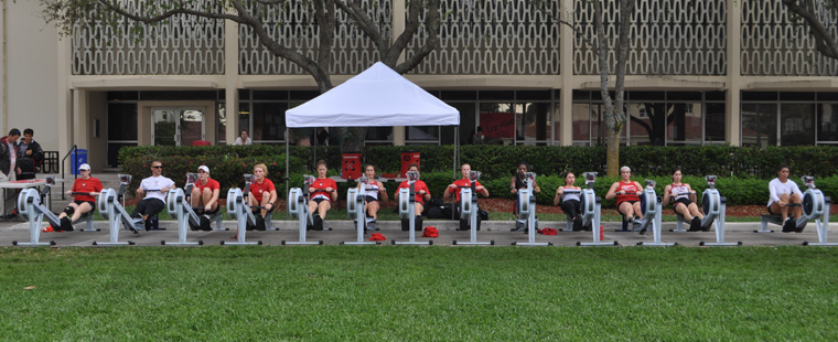 Rowing Ergathon Donations at $288 Now
