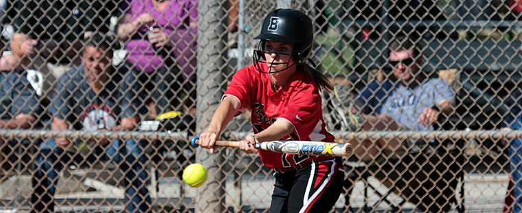 Softball Drops SSC Opener