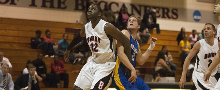 German Greatness: Men's Hoops Alum Whitfield Shining