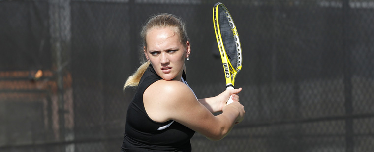 Twelker Wins SSC Women's Tennis Player of Week