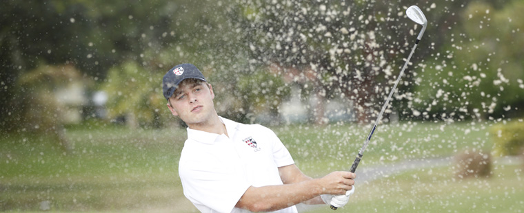 Bucs Men's Golf 4 Strokes in Back of NSU