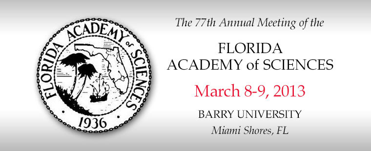Barry to host Florida Academy of Sciences annual meeting