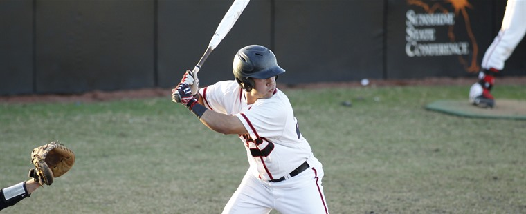 Baseball Wins Sixth Straight With Sweep Of Devils