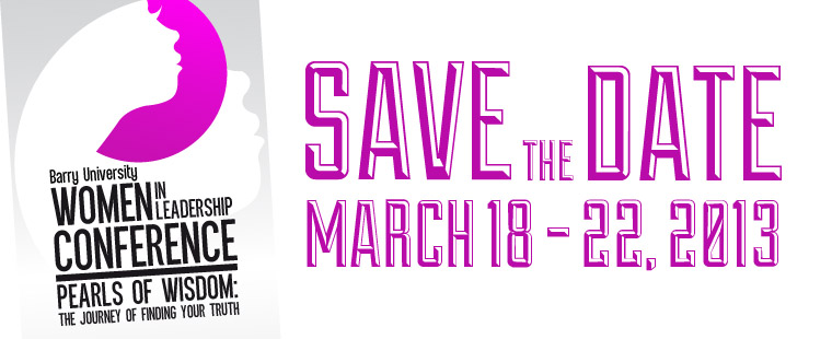 Save the Date: Women In Leadership Conference 2013